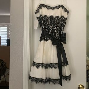 Jessica McClintock BRAND NEW WITH TAGS LACE DRESS
